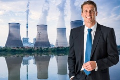 Cory Bernardi says government needs to 'level up' playing for electricity generation