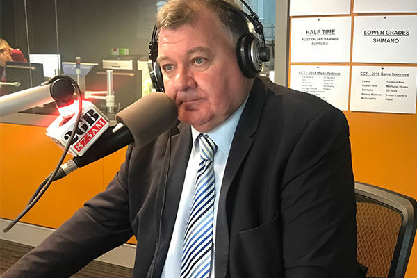 Article image for Craig Kelly says AGL needs to sell Liddell: 'There is a clear argument'