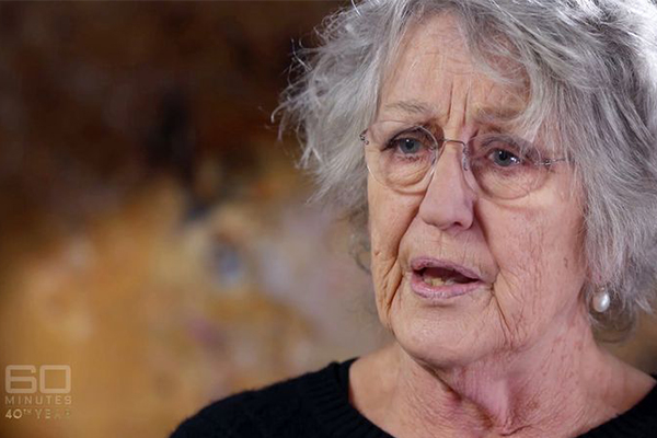 Article image for So-called feminist Germaine Greer gives Royal Wedding a bleak outlook