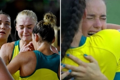 Heartbreak for the Aussies on the final day of the Comm Games
