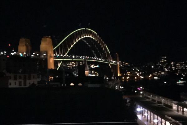 Article image for Lighting up the Sydney Harbour Bridge to remember lost lives