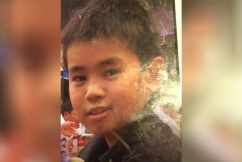 Relief as police find missing boy