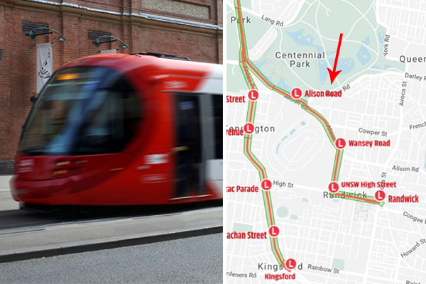 Article image for Premier not backing down on light rail naming fiasco