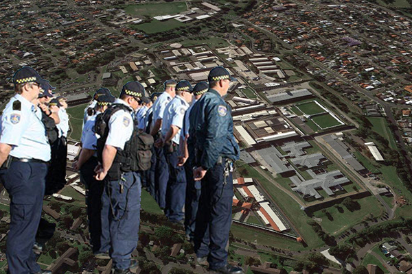 Article image for EXCLUSIVE | NSW prisons in crisis as officers walk off the job