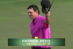 American wins The Masters, two Aussies in the top 10