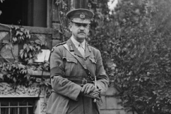 Great-grandson of Sir John Monash, 'his life had been a preparation'