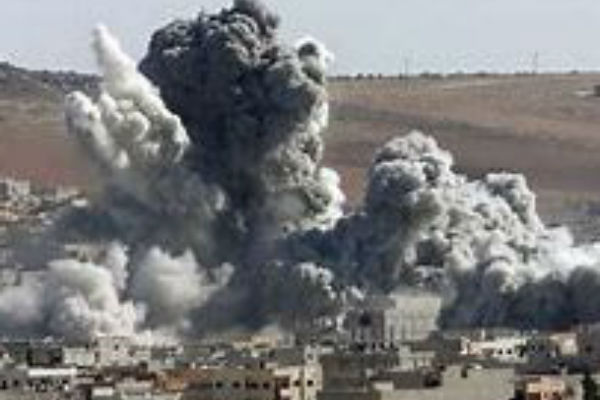 Article image for Syrian air strikes 'were a success', says former Israeli Ambassador