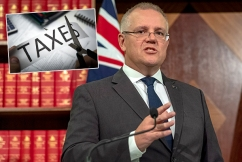Treasurer says any income tax cuts announced in the budget will be modest