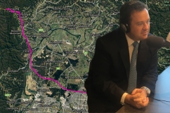 Minister for Western Sydney says proposed freeway isn't 'locked in'