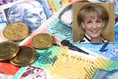 We want to see personal income tax lowered, Michaelia Cash says