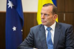 Tony Abbott on embassy: 'I don't see why we shouldn't follow the Americans'