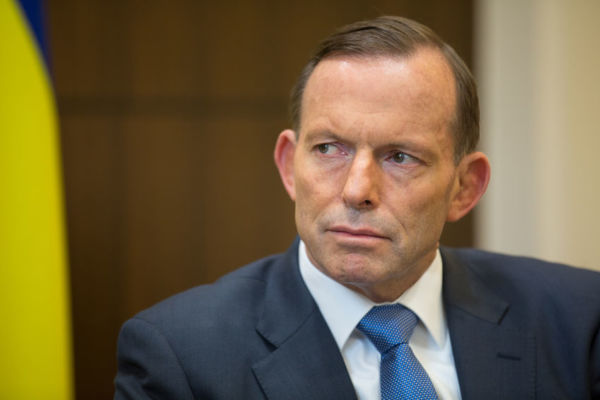 Article image for Tony Abbott: Latest Newspoll result 'isn't great'