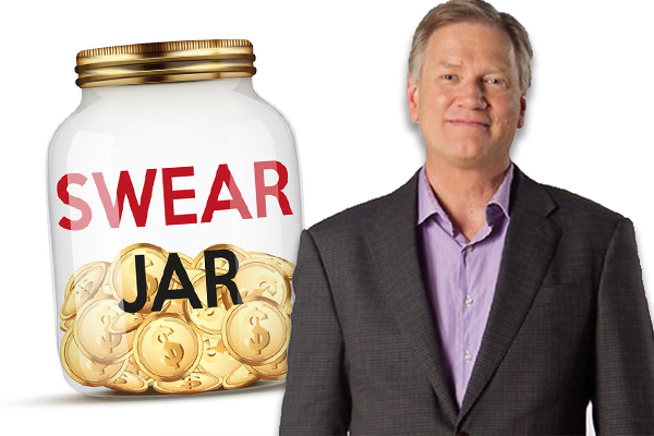 Article image for Bolt on ABC: 'It's like a swear jar, more f-words you use… ka-ching!'