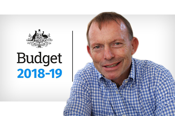Article image for Abbott warns Treasurer about one major exclusion from tomorrow's budget