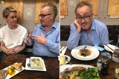 WATCH | Chris tucks into some tripe for this week's Good Tucker