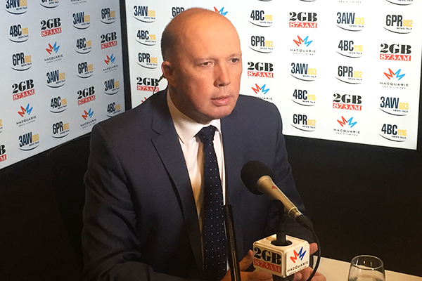 Article image for Peter Dutton's final say pre-election, but is it his final say as a politician?