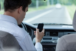 'World-leading' technology to snap drivers using phones behind the wheel