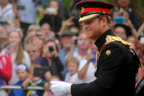 Article image for The big difference between Prince Harry and Prince William's weddings