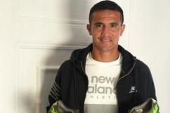 Tim Cahill: Socceroos' World Cup squad not for the 'fainthearted'