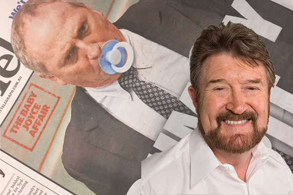 Article image for 'How did he get this time off': Derryn Hinch weighs in on Barnaby Joyce 'disgrace'