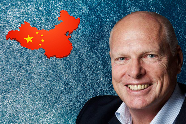 Article image for South China Sea battle lost, but our prosperity is guaranteed, says Senator Molan