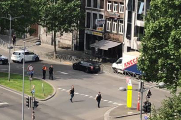 Article image for Three murdered in Belgium 'terror attack'
