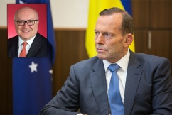 Tony Abbott hits back at former Attorney-General over leadership criticism