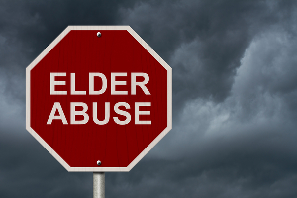 Article image for Elder Abuse is on the increase