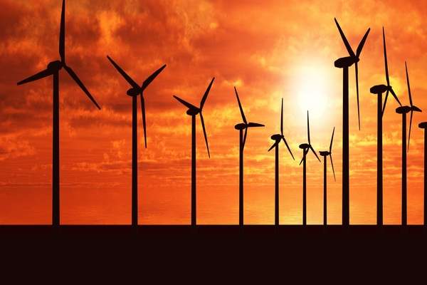 Article image for Wind farms are more than just an eye sore