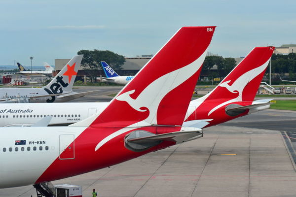 Article image for Qantas bows to China's demands, won't recognise Taiwan as independent