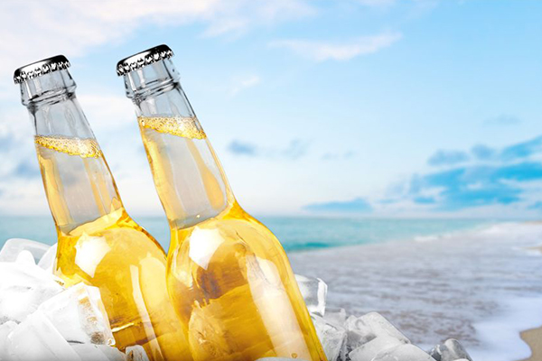 Article image for 'It's a removal of your freedom', dad fined $200 for drinking a beer while fishing
