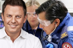 Premier announces boost to paramedic numbers, thanks Ben Fordham for 'vigilant' campaign
