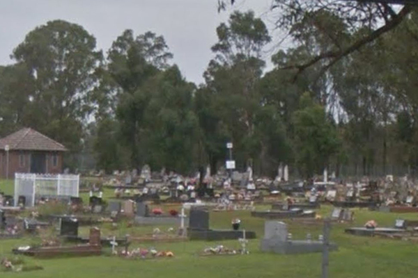 Article image for Woman pushed and robbed while visiting her son's grave