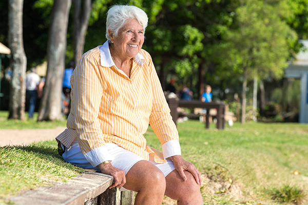 Article image for 'It's as good as winning my first gold medal': Dawn Fraser receives highest Queen's Birthday honour