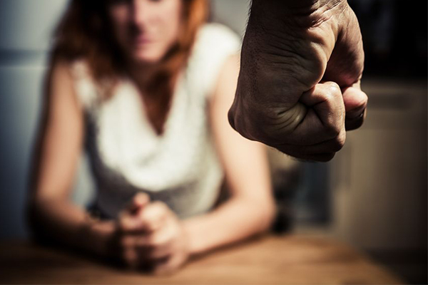Article image for Domestic violence on the decline, but 'our work's not done'