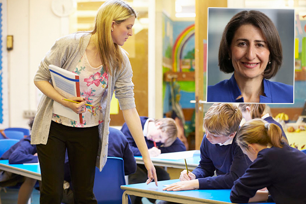Article image for Children big winners in state budget with free preschool and 'creative kids' rebate