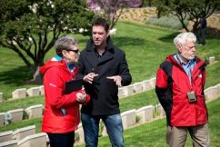 Key pieces of Australian military history right 'on our doorstep'