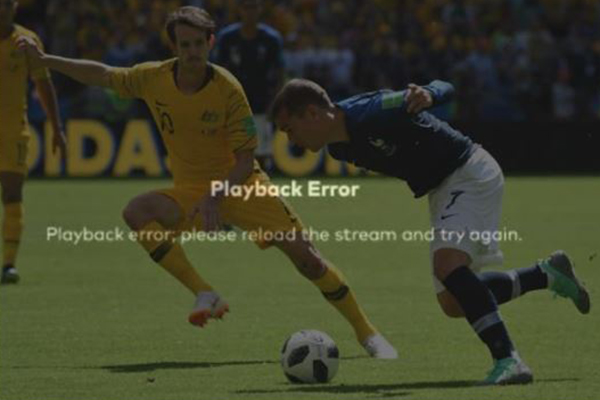 Article image for Optus hands over World Cup to SBS for next 48 hours after streaming fail