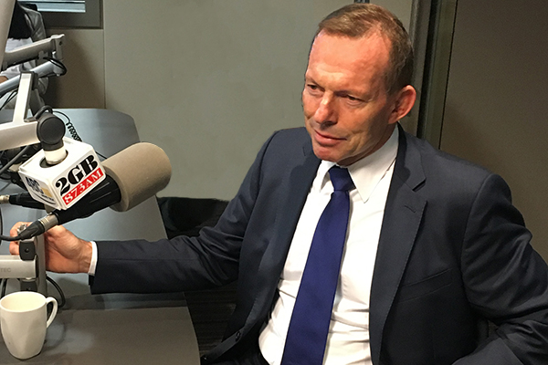 Article image for 'We have a duty to speak up': Tony Abbott takes dead aim at Malcolm Turnbull