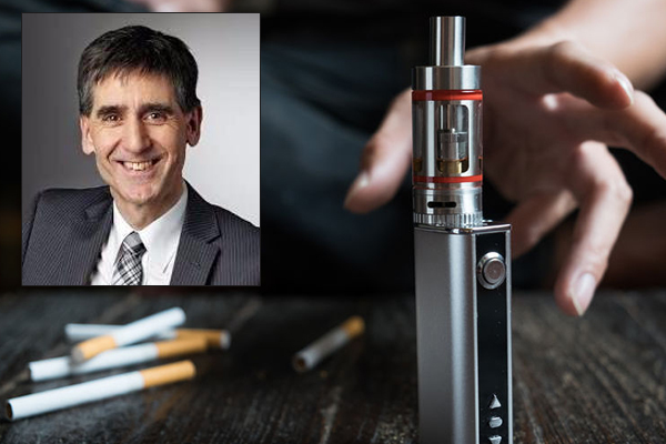 Article image for Ben Fordham takes AMA President to task over vaping gridlock
