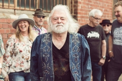 'An amazingly different kind of honour': Aussie rocker awarded Order of Australia