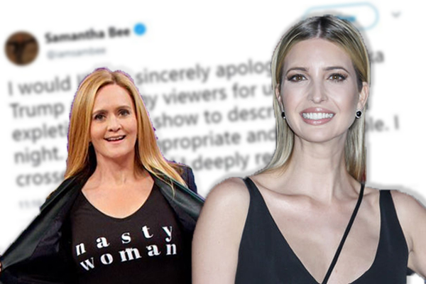 Article image for Comedian slammed for foul attack on Donald Trump's daughter