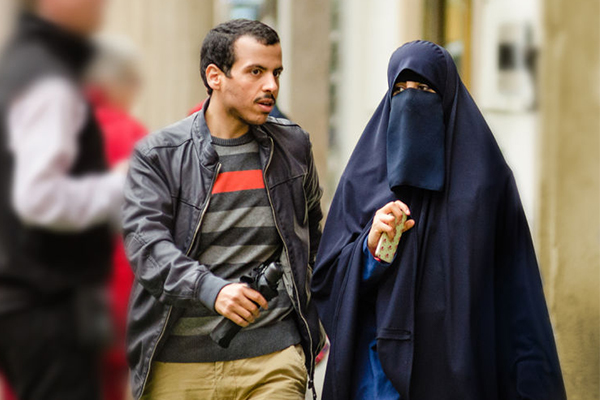 Article image for Yet another nation moves to ban Muslim face veils