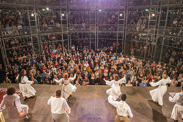 Article image for To see or not to see: Globe Theatre pops up in Sydney