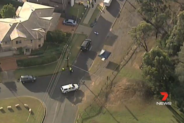 Article image for Police investigating shooting in Sydney's west