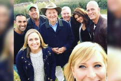 Beloved presenters welcome Aussies into their homes for milestone episode