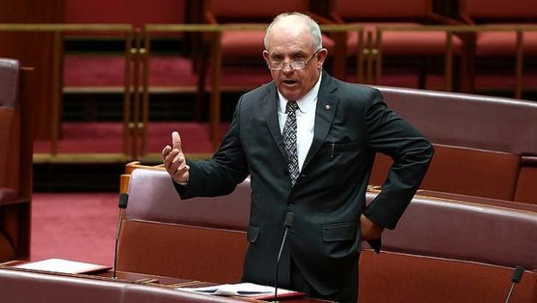 Article image for 'I knew things were pretty crook': Senator John 'Wacka' Williams speaks banking royal commission