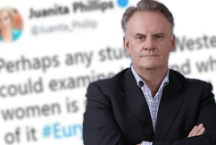 'She's off the planet and she should apologise': Mark Latham slams ABC journalist's tweet