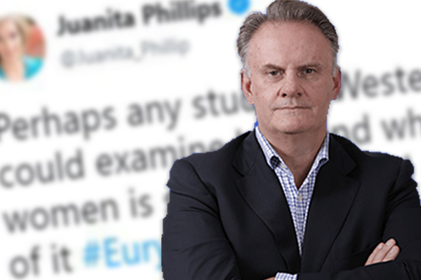 Article image for 'She's off the planet and she should apologise': Mark Latham slams ABC journalist's tweet