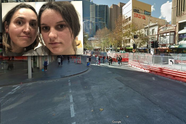 Article image for Schoolgirl collapses after electric shock near light rail construction